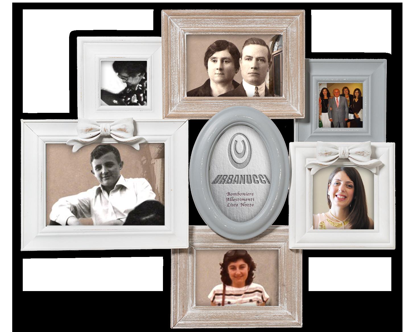 La famiglia e la storia di Urbanucci